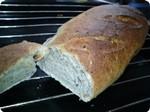 そば粉入りパン